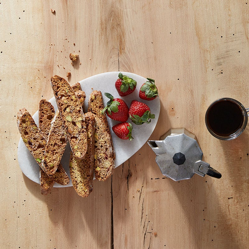 Photo of Strawberry-pistachio biscotti by WW