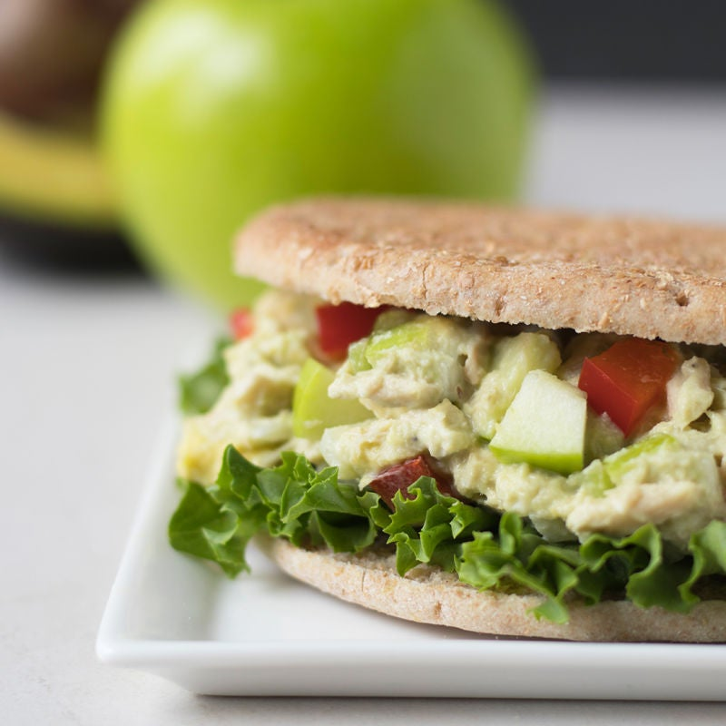 Photo of Summer Tuna Salad Sandwich by WW