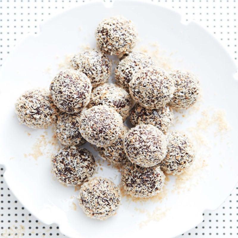 Photo of Choc peanut bliss balls by WW