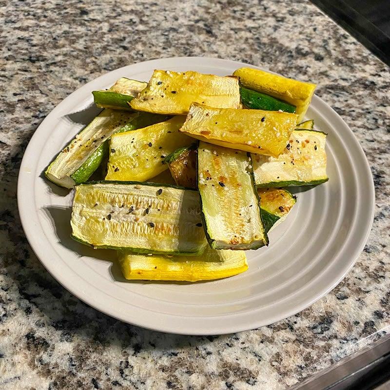 Photo of Roasted zucchini by Digital 360 Coach Bianca by WW