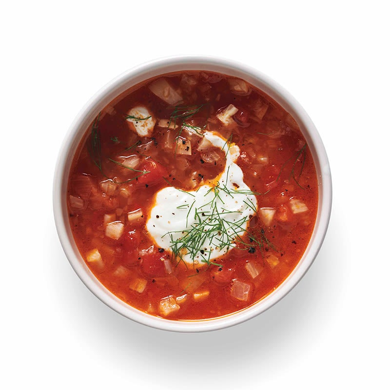 Photo of Tomato-fennel soup by WW