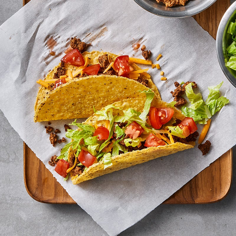 Photo of Turkey taco filling by WW