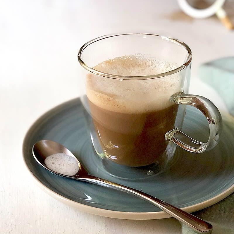 Photo of Maple-oat milk latte by WW