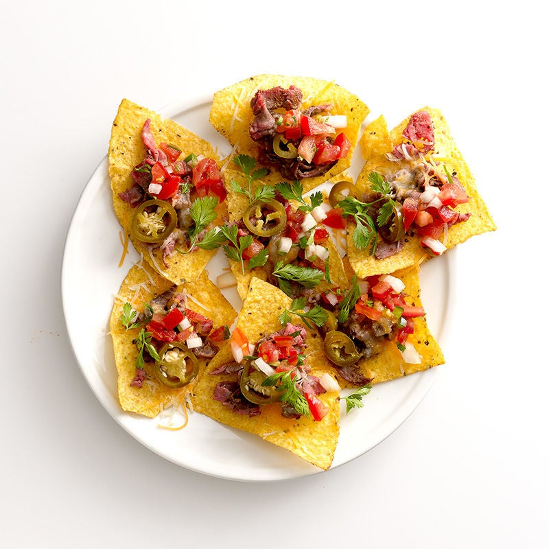 Photo of Quick beef nachos by WW