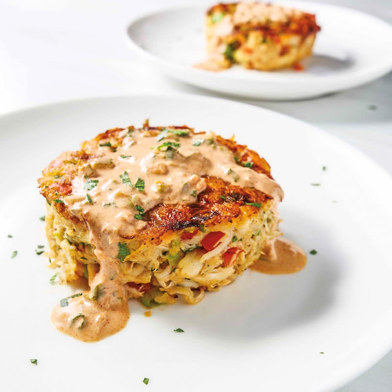 Photo of Lowcountry crab cakes by WW