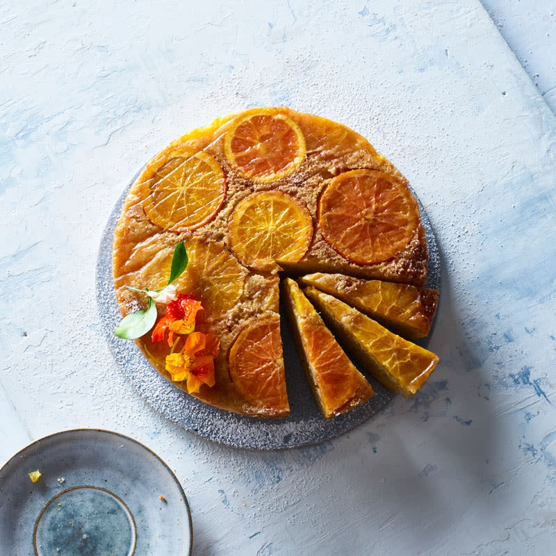 Photo of Orange upside-down cake by WW