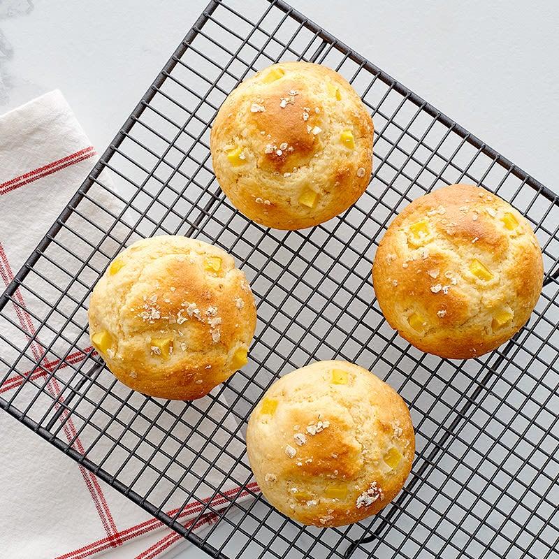 Photo of Whole-grain mango muffins by WW