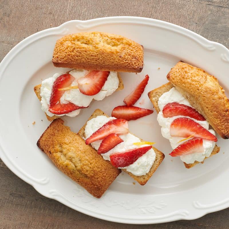 Photo of Strawberry shortcake by WW