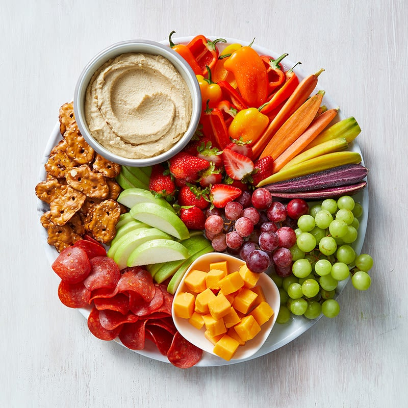 Photo of Snack lunch board by WW