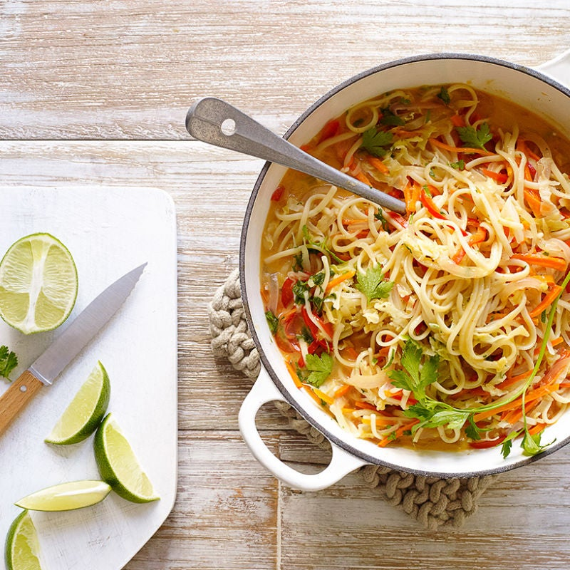 Photo of One-pot curry noodles by WW