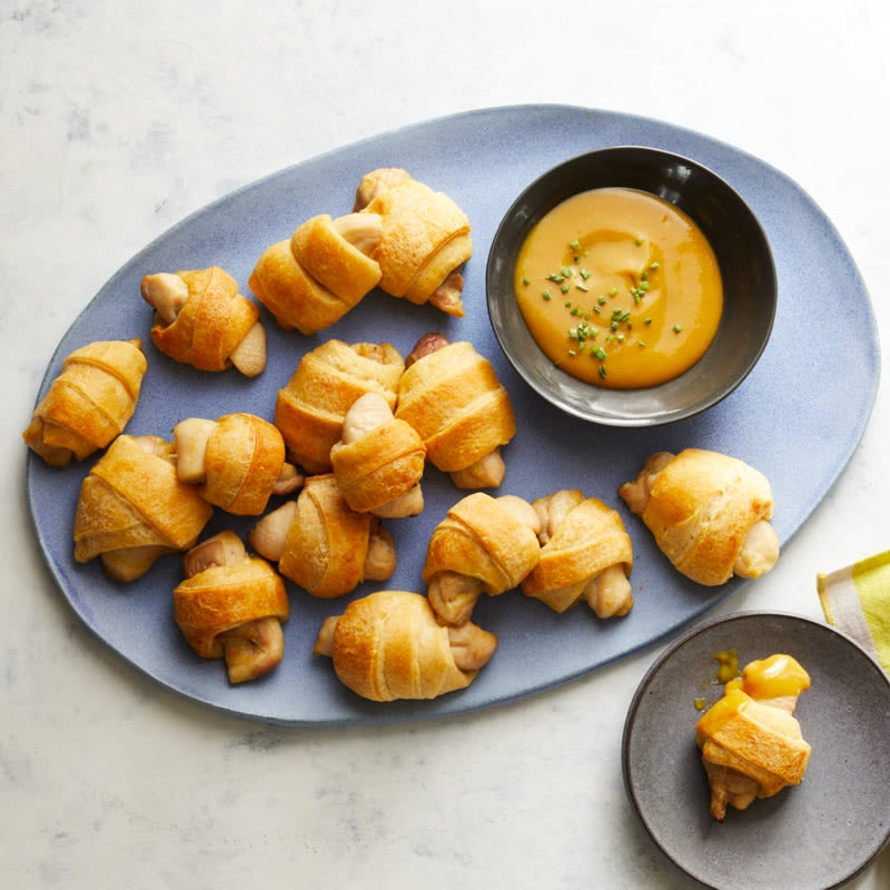 Photo of Baked Honey-Mustard Chicken Bites by WW