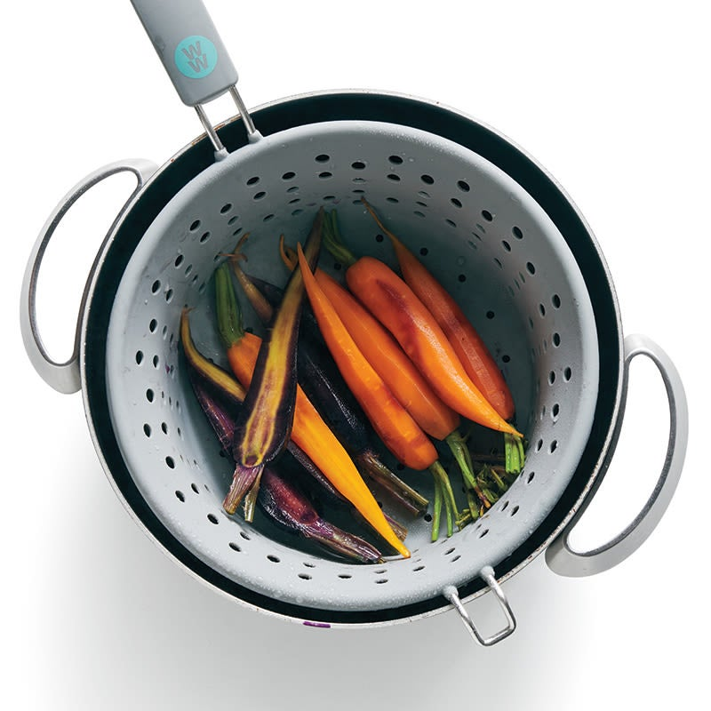 Photo of Steamed carrots by WW