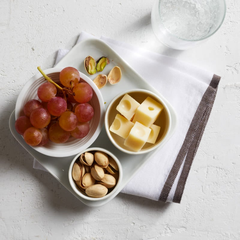 Photo of Cheese, fruit, & nut snack by WW