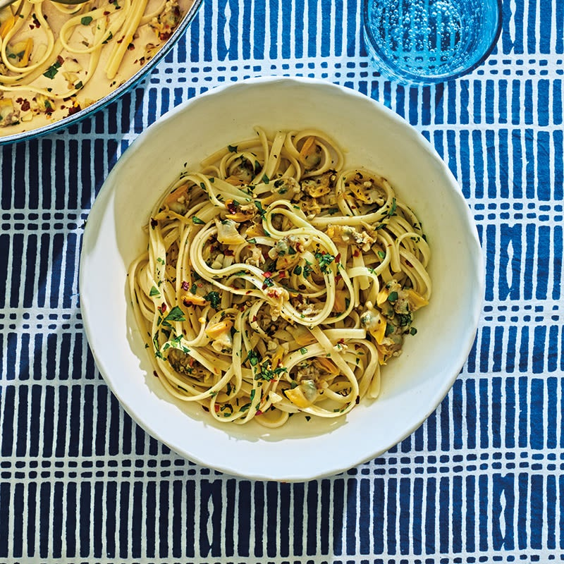 Photo of Pasta vongole by WW