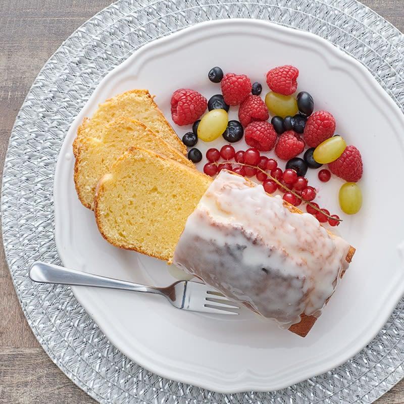 Photo of Lemon-glazed tea cake by WW
