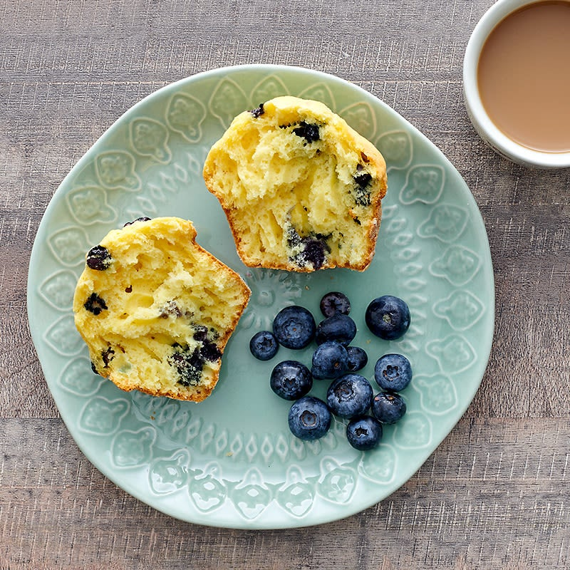 Photo of Blueberry-corn muffins by WW