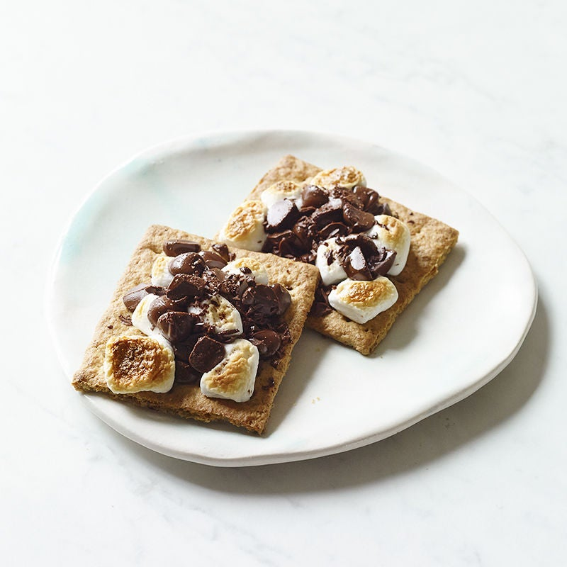 Photo of Open-Faced S'mores by WW