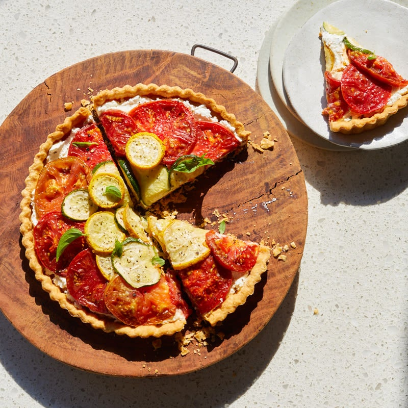 Photo of Summer vegetable tart by WW