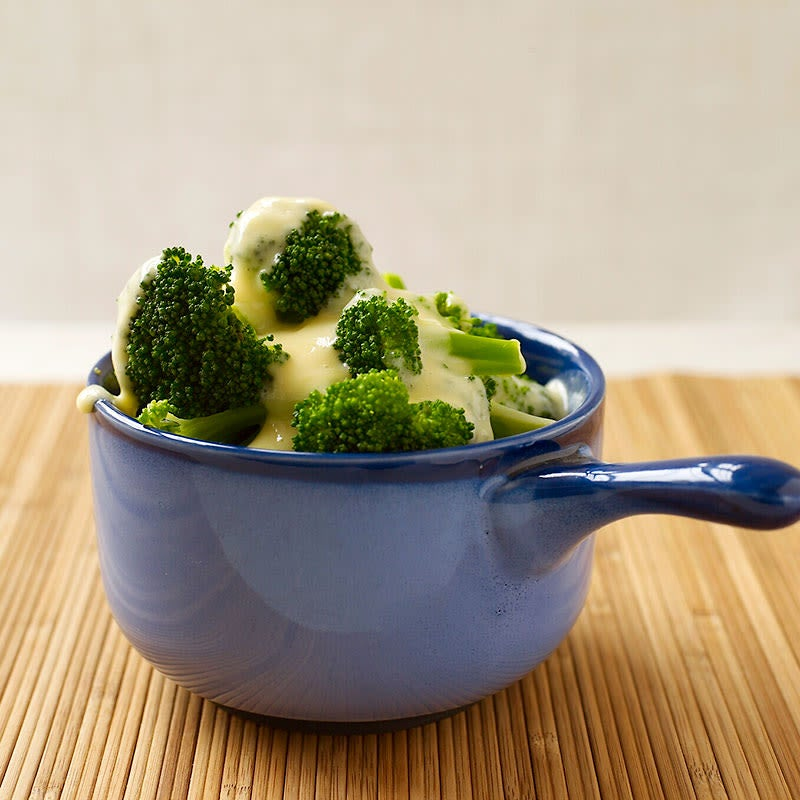 Photo of Broccoli with Cheese Sauce by WW