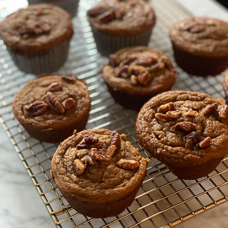 Photo of Pumpkin pie muffins by Daphne Oz by WW