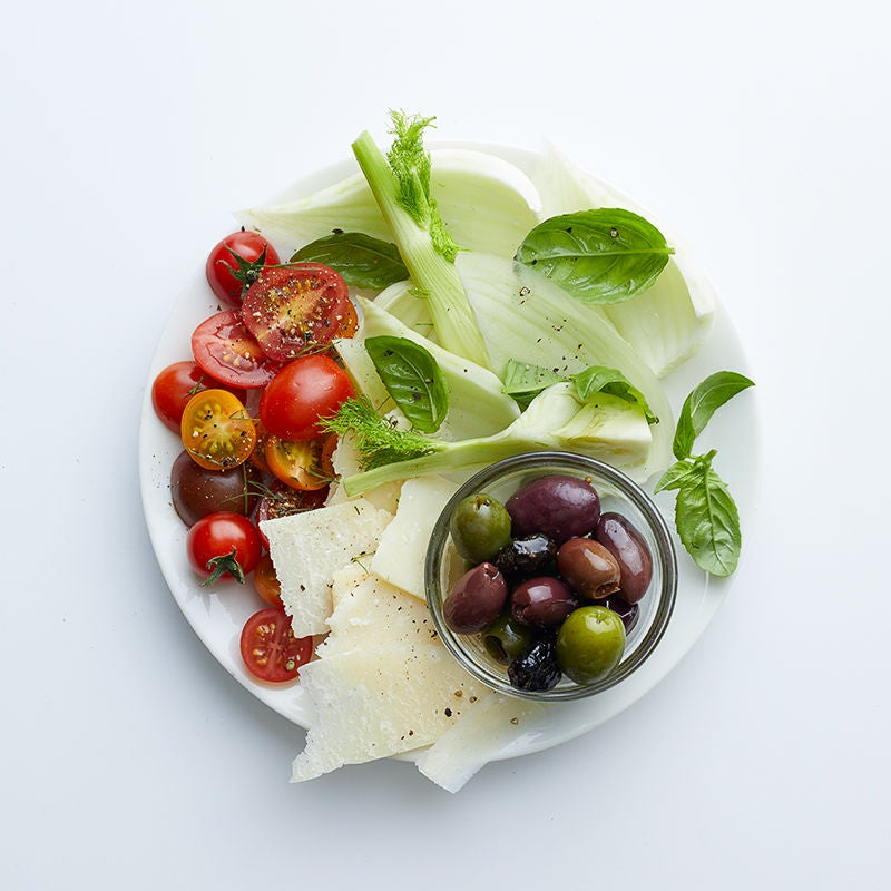 Photo of Antipasto plate by WW
