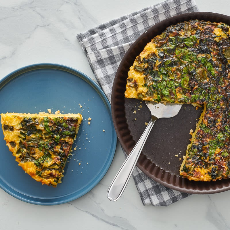 Photo of Spinach and cheese pie by WW