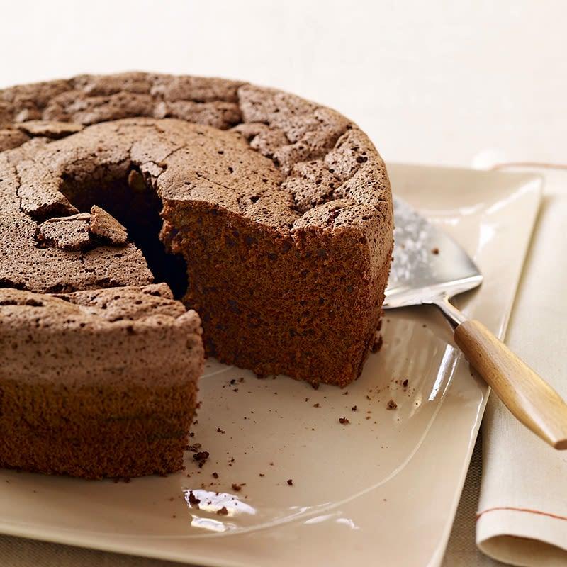 Photo of Chocolate walnut cake by WW