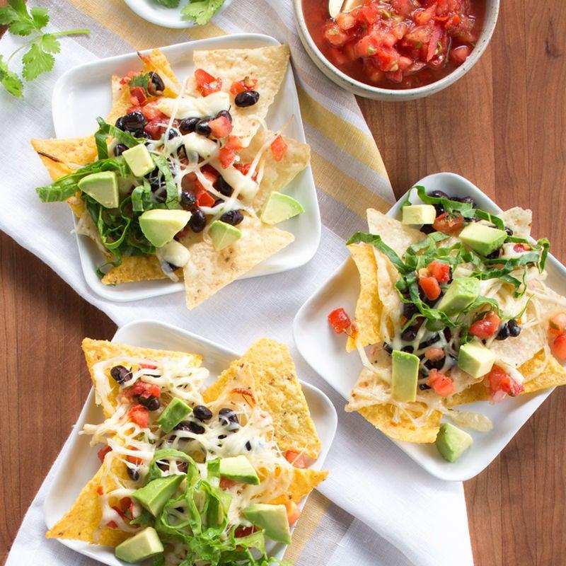 Photo of Veggie nachos by WW