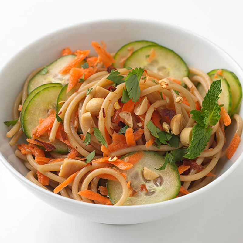 Photo of Asian Sesame Noodles by WW