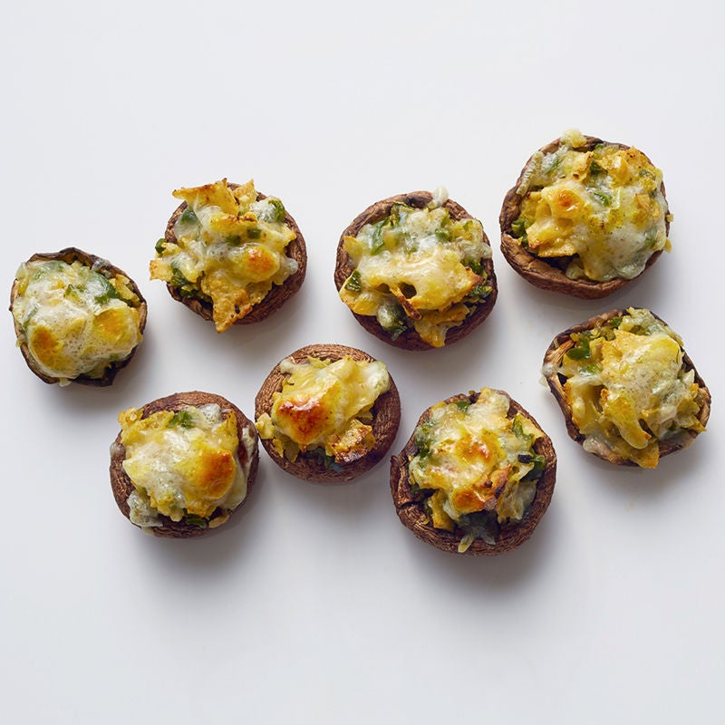 Photo of Mexican Stuffed Mushrooms by WW
