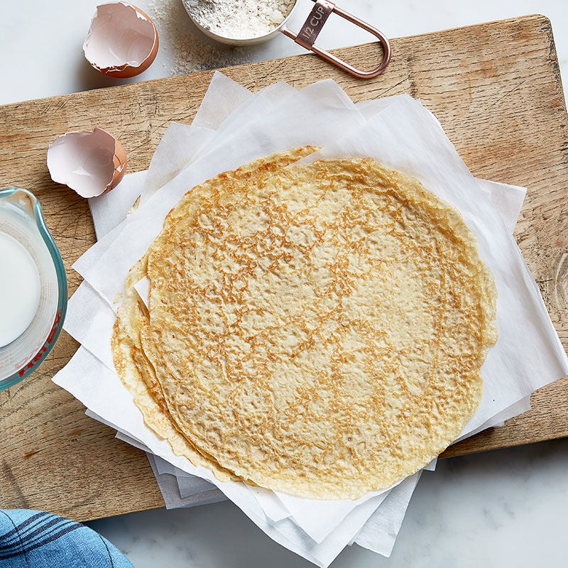Photo of Whole Wheat Crepes by WW
