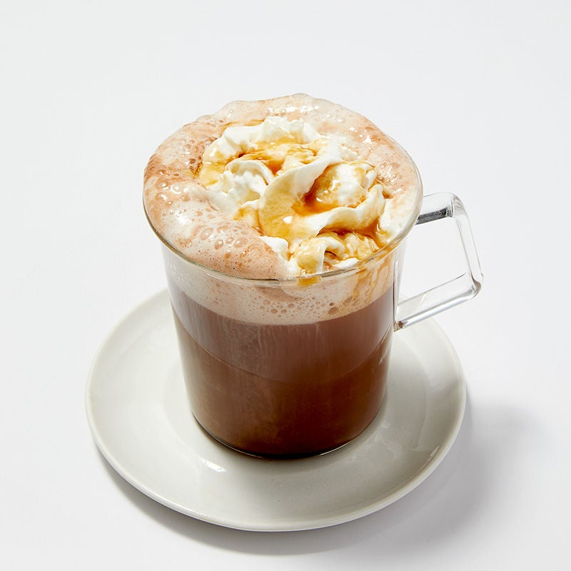 Photo of Salted caramel hot cocoa by WW