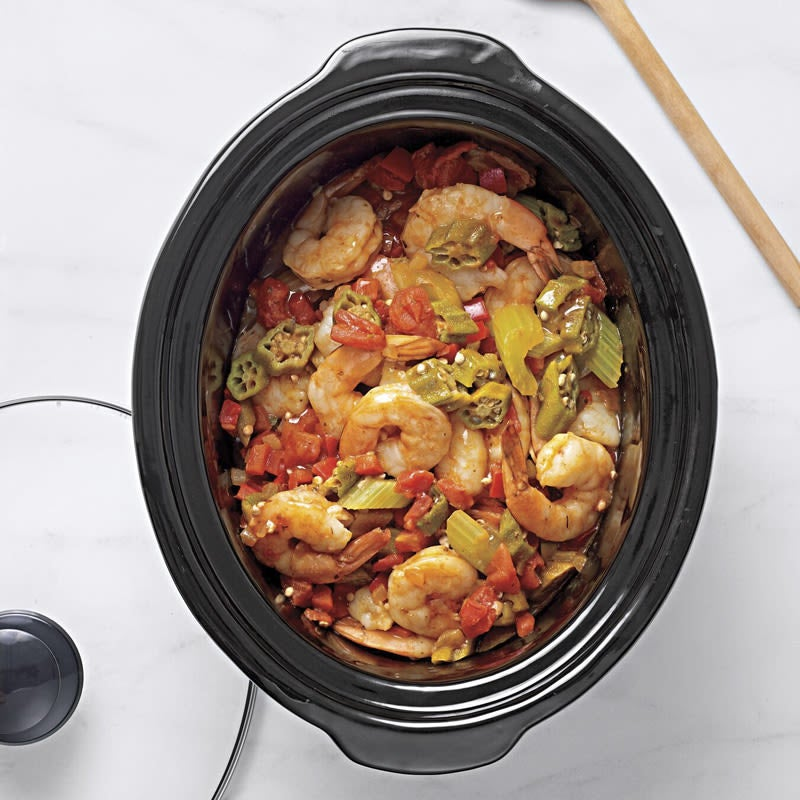 Photo of Shrimp and okra gumbo by WW