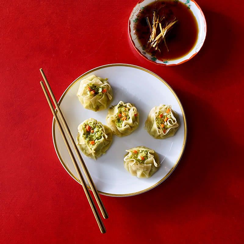 Photo of Spicy Edamame Dumplings by WW