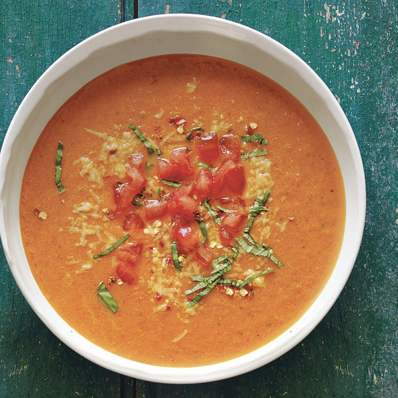 Photo of Basic Tomato Soup by WW