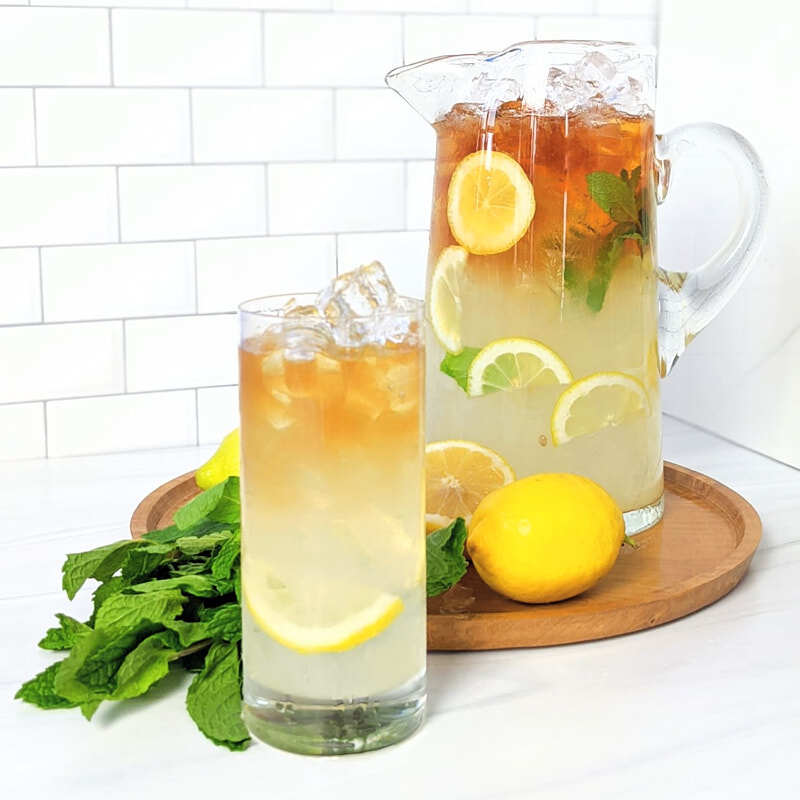 Photo of Spiked Arnold Palmer by Millie Peartree by WW