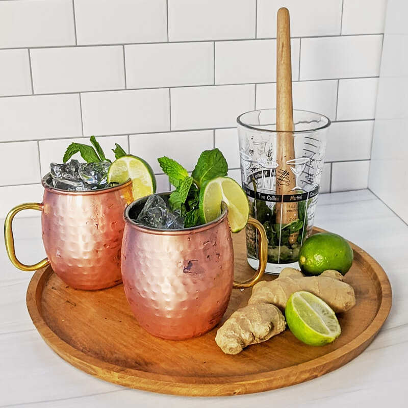Photo of Moscow mule by Millie Peartree by WW