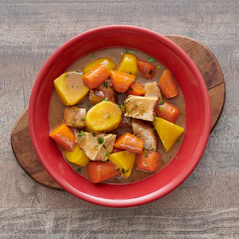 Photo of Turkey-and-vegetable stew by WW