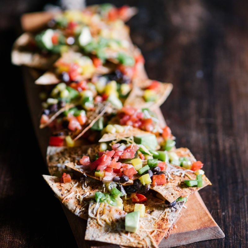 Photo of Very veggie nachos by WW