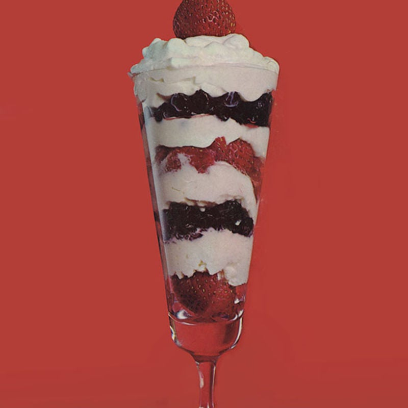 Photo of Red, white, and blue parfait by WW