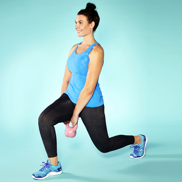 Lunge and loop