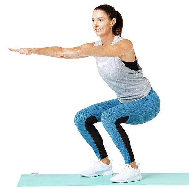 2-2-2 squats