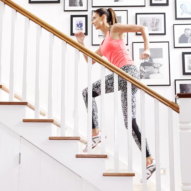 Stair runs