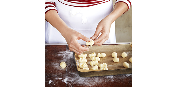 How to cook gluten free gnocchi step 6
