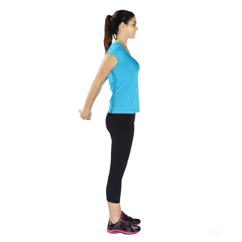 Pectoral stretch Stretches
