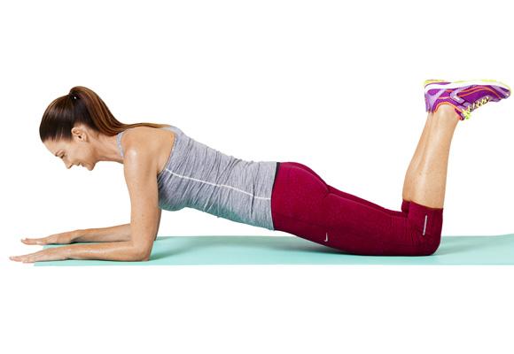 Updown plank