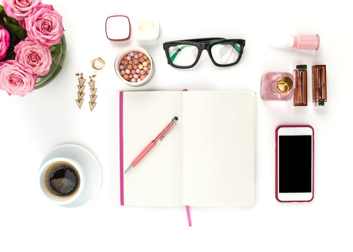 Assortment of accessories