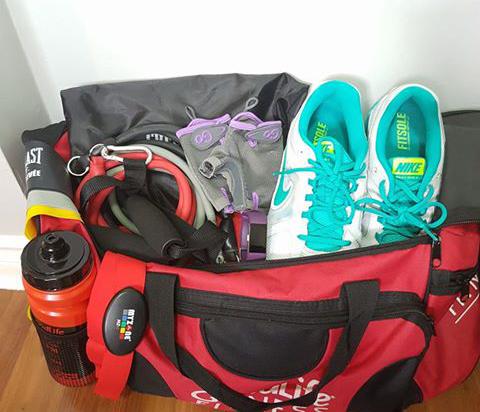 LeighAnna's workout essentials