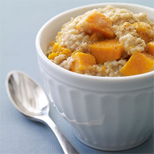 Slow-Cooker Pumpkin Oatmeal