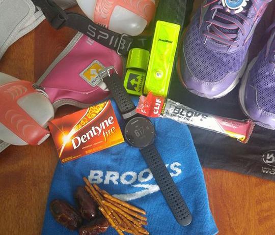 Shanna's workout essentials